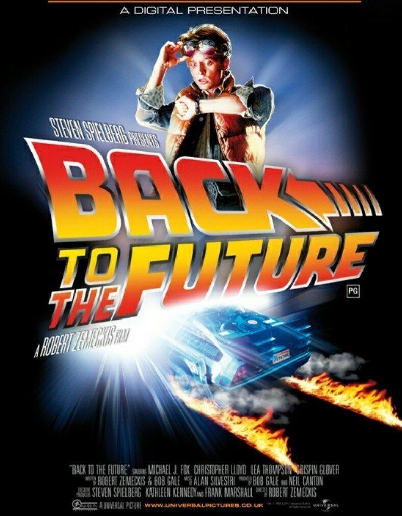 «Назад в будущее», в этот день, 34 года назад (3 июля 1985 года) состоялась премьера фильма!