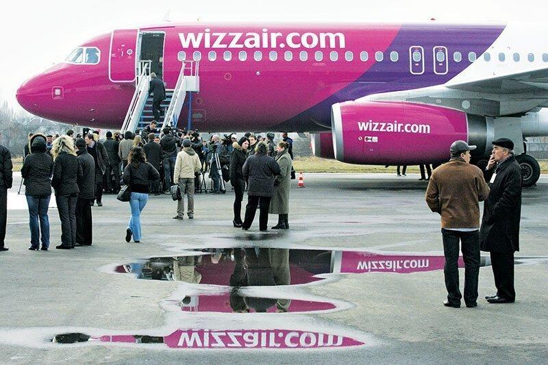 Авиакомпания Wizzair - будьте осторожны !!!