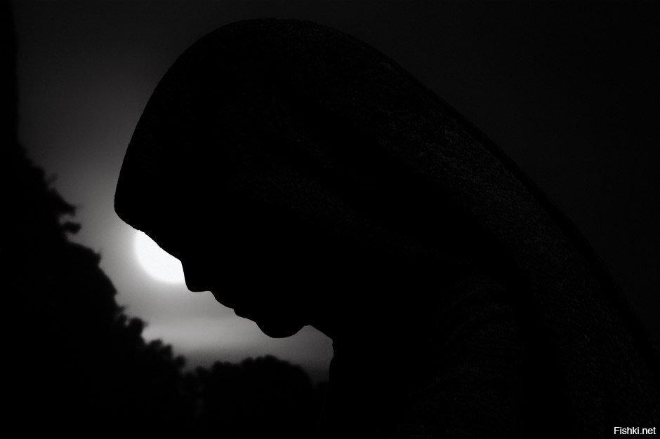 Темнота тоже бывает красивой – когда в ней прячется свет