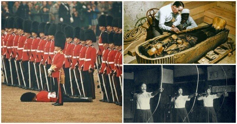 20 интересных исторических фото, рассказывающих о разных событиях прошлого лучше учебников