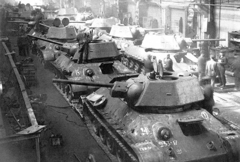 Уральский танковый завод № 183 (Нижний Тагил)