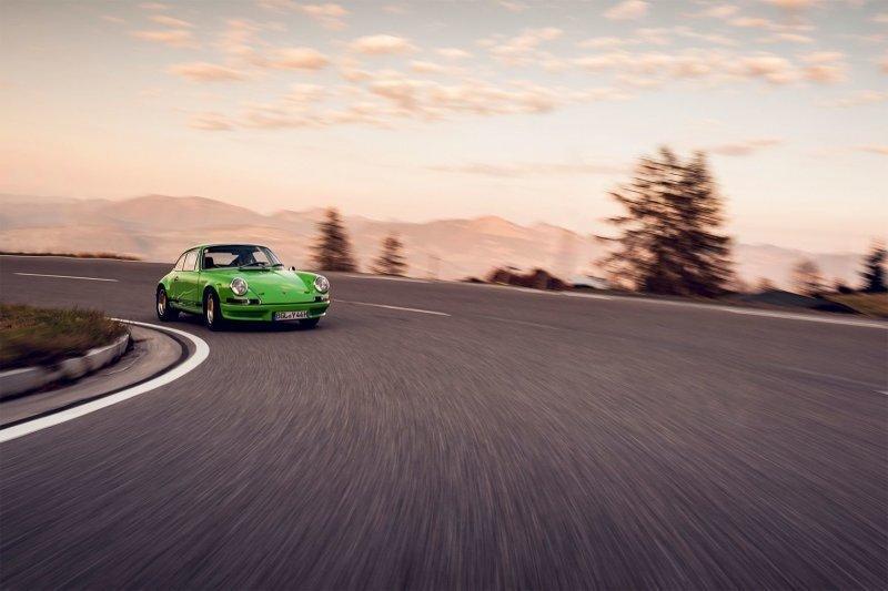 Воля к жизни: как человек без ног построил себе Porsche