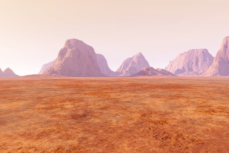 Где горы выше: на Марсе или на Земле?