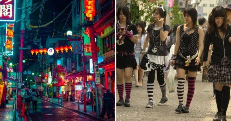 Шок по-японски: интересные факты об удивительной стране