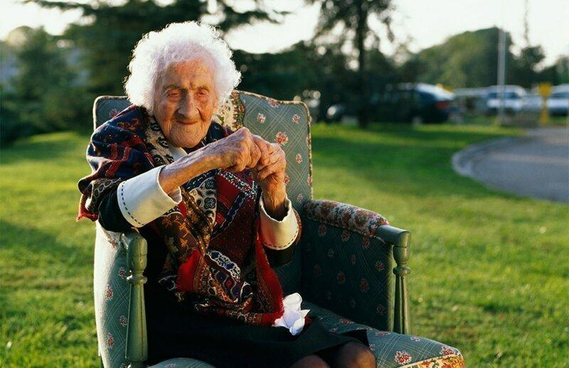 Жанна Кальман. Старейший человек на земле или инструмент мошенников