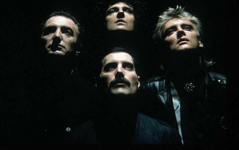Самые знаменитые песни группы Queen
