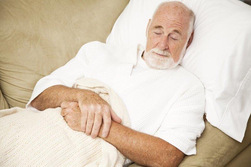 Почему пожилые люди рано просыпаются?