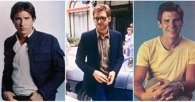 25 фотографий молодого и обаятельного Харрисона Форда конца 1970-х