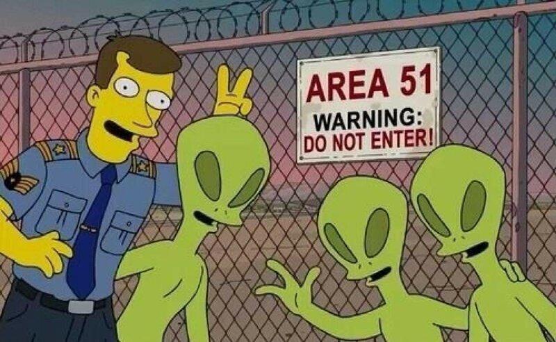 Более миллиона человек собираются пойти штурмом на «Зону 51», чтобы спасти инопланетян