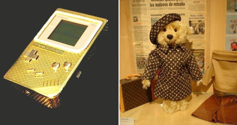 10 самых дорогих игрушек в мире