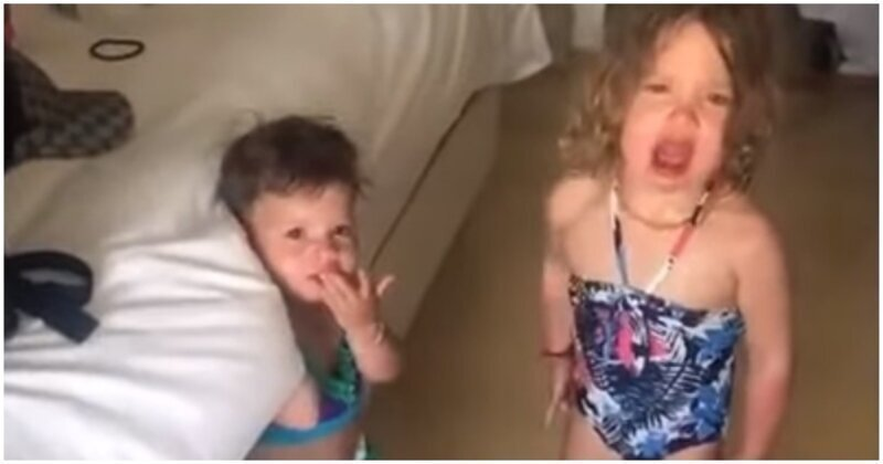 Мужчина показал простой трюк, позволяющий быстро успокоить плачущего ребенка
