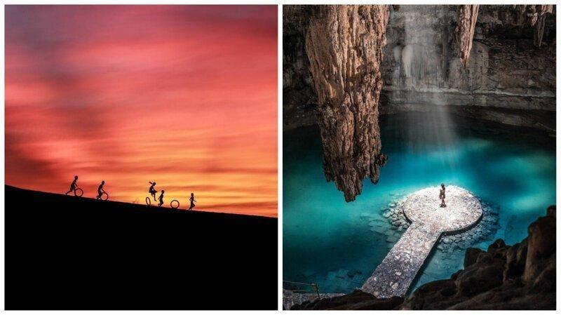 50 лучших снимков фотоконкурса AGORA Light2019