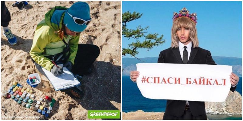 Зверев добился своего: на Байкал приедет Greenpeace, чтобы оценить состояние озера