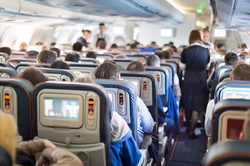 Почему хвост самолета безопаснее?