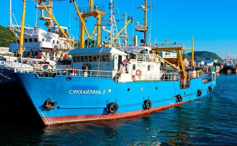 КНДР задержала российское судно