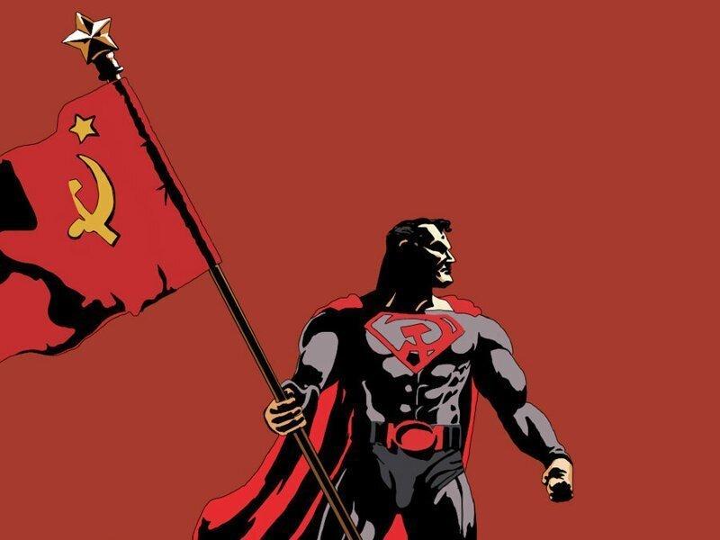 Warner Bros снимут фильм о Советском Супермене