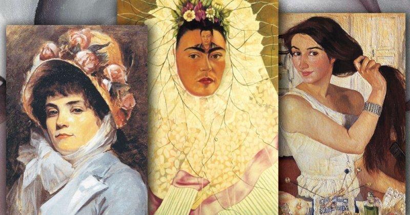 Почему мало женщин-художниц?