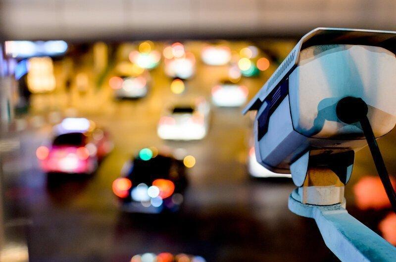 ГИБДД впервые опубликовала карты со всеми камерами на дорогах России
