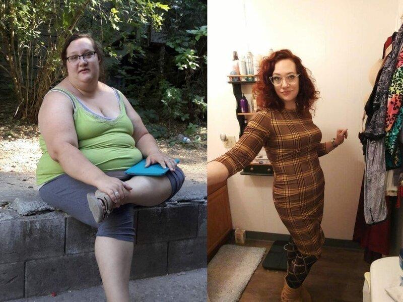 20 людей, которые распрощались с лишним весом и стали намного счастливее