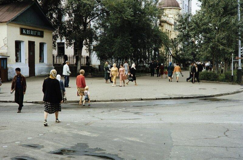 Хабаровск, начало 1960-х