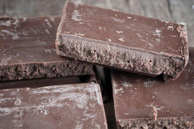 Почему белеет шоколад?