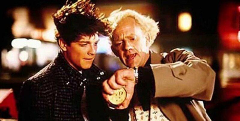 Несбывшийся «Назад в будущее», Как другой актёр Марти играл