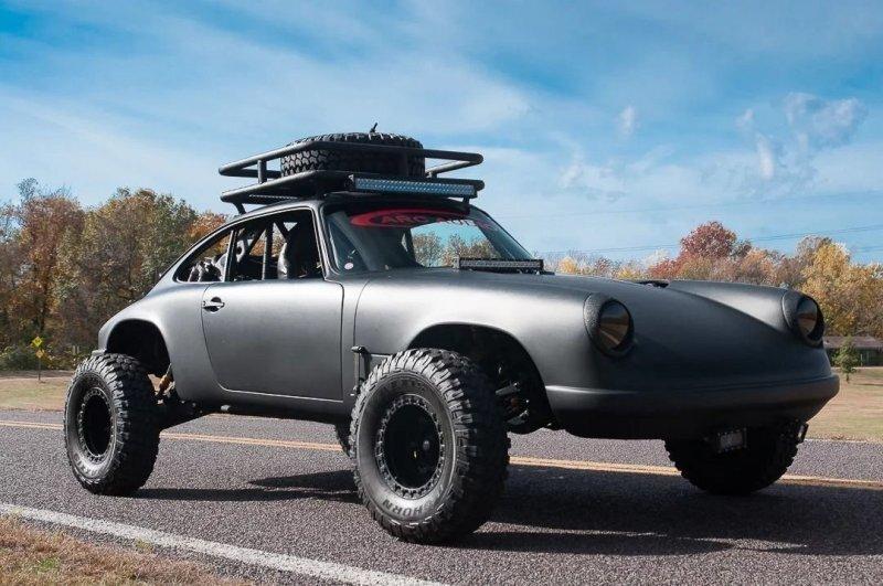Наверное один из самых лютых Porsche 911