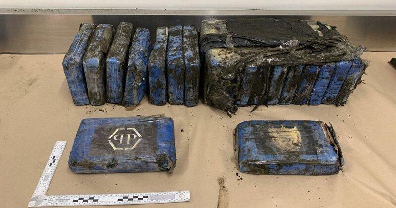 На берег Новой Зеландии вымыло партию наркотиков стоимостью более 3 млн долларов