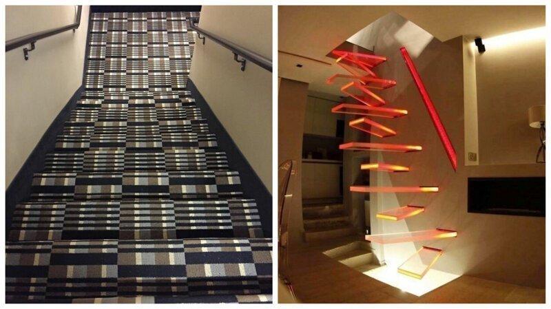 40 лестниц-катастроф, пользоваться которыми опасно для жизни