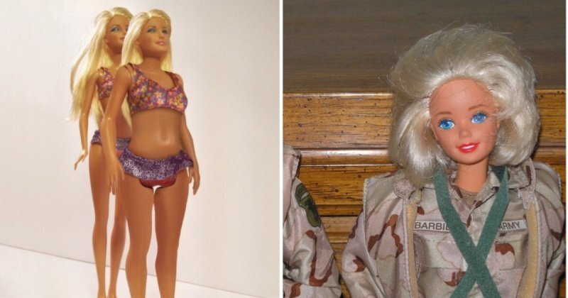 Эволюция куклы Барби: со дня создания и до наших дней