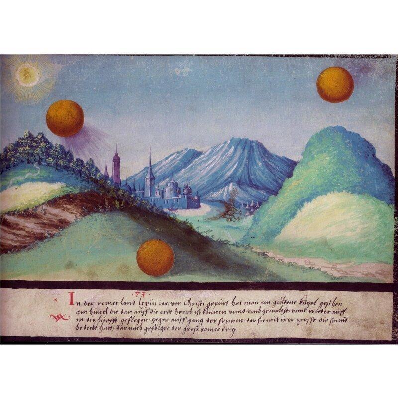 Дичь на картинах 15-16 веков