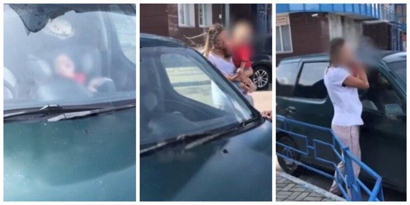 Инструктор для младенцев забыла собственного ребёнка в машине в жару