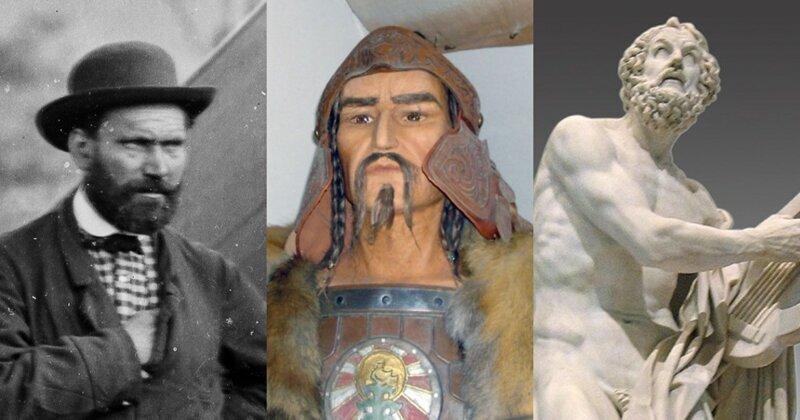 От чего умирали философы, правители и другие исторические личности