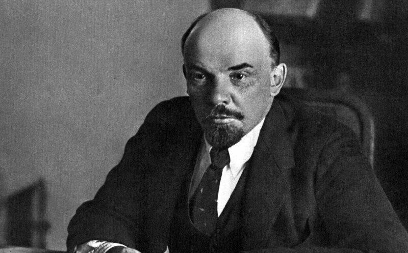 Имидж Ленина: что же в нем правда, а что выдумка