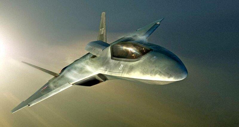 Истребитель 6 поколения России: революция в самолётостроении