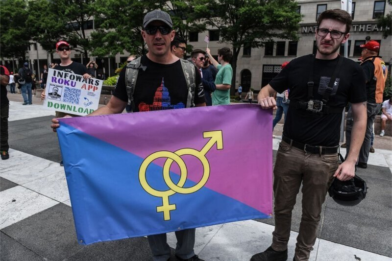 В Калифорнии натуралам запретили провести парад гетеросексуальности и христианства