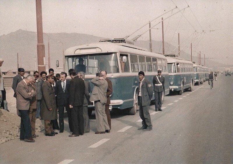 Про общественный транспорт
