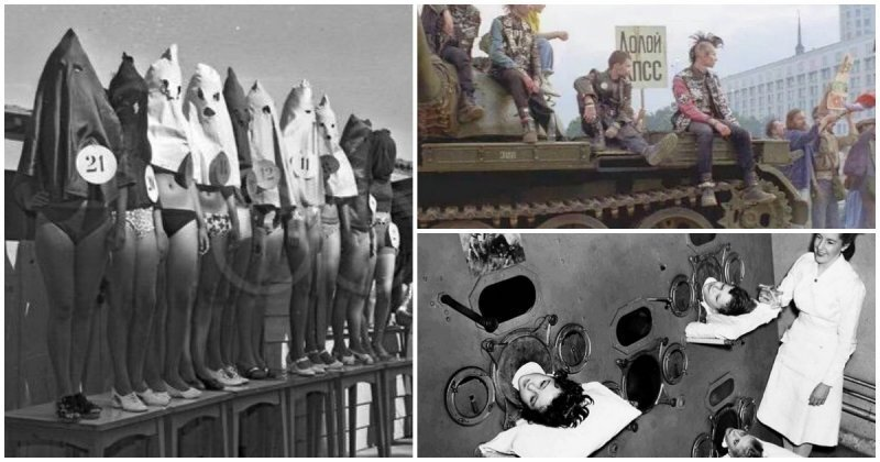 25 интересных исторических фото, позволяющих взглянуть на прошлое под иным углом