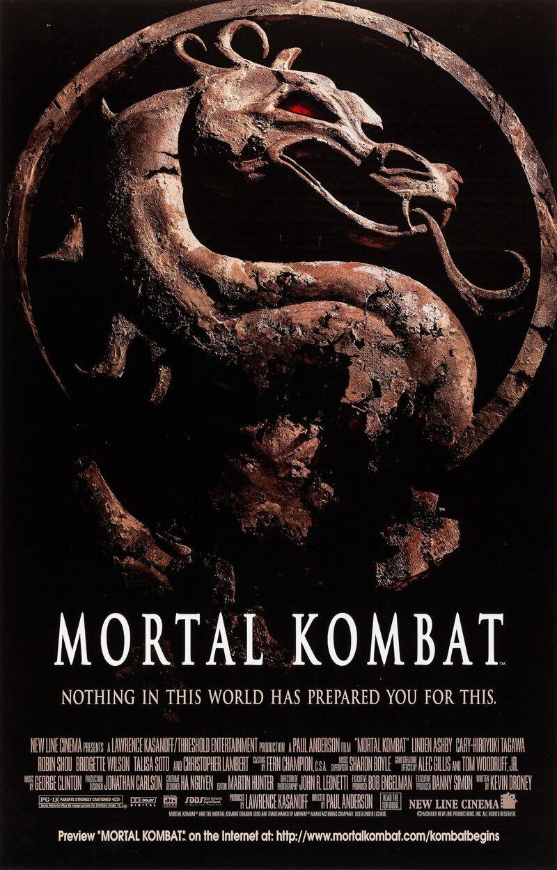 История создания культового фильма Mortal Kombat