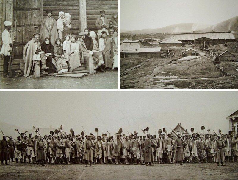 Каторга в Сибири, 1870-е