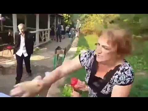 Безудержное свадебное веселье