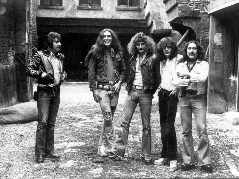Uriah Heep: большие надежды (интервью 1972 года)