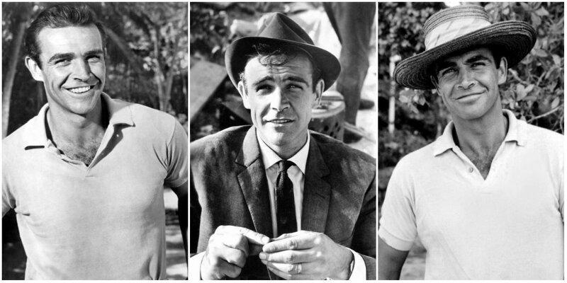 20 фотографий легендарного Шона Коннери в молодости