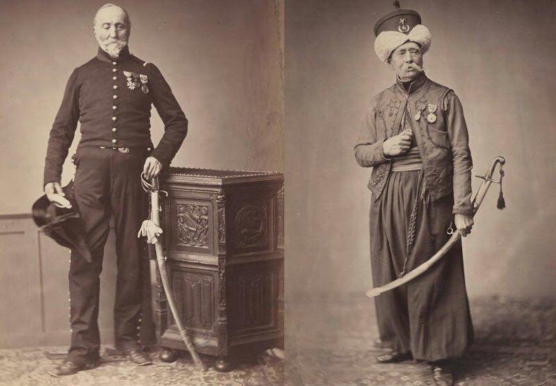1858 год: портреты последних оставшихся в живых ветеранов наполеоновских войн