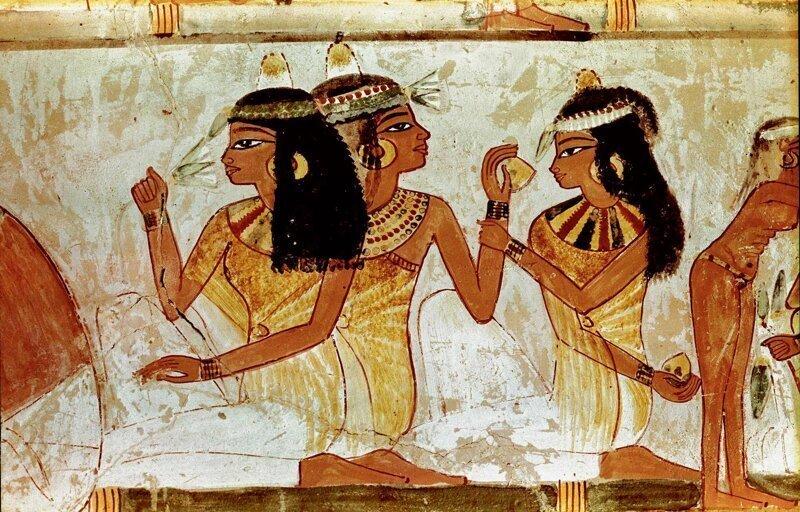 Восставший гарем фараона