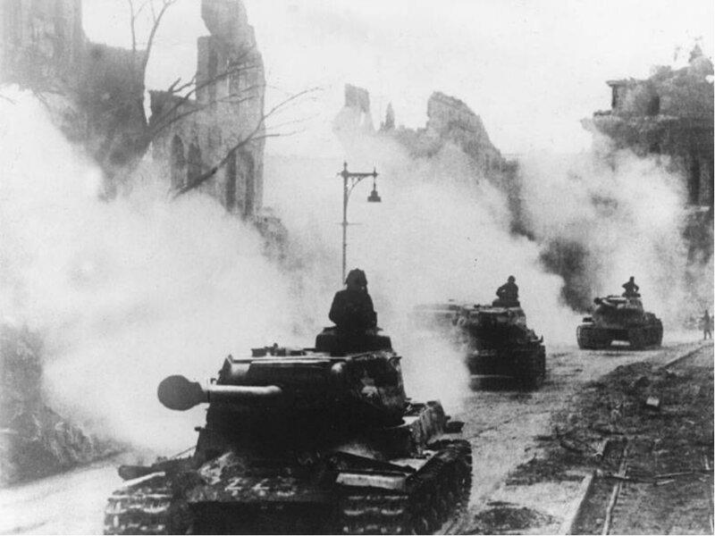 Фашистская Германия и Советский Союз. Потери