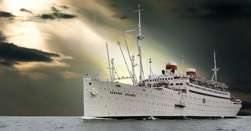 33 года назад, 31 августа 1986 года, у Новороссийска затонул пассажирский пароход «Адмирал Нахимов»
