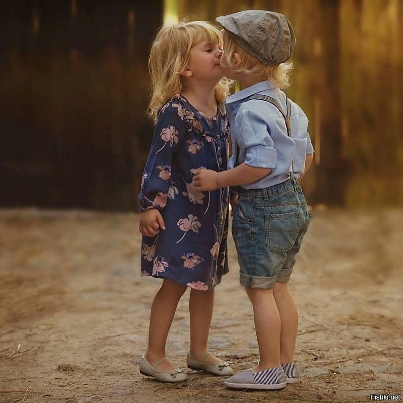 Первый поцелуй – это колокольчик судьбы