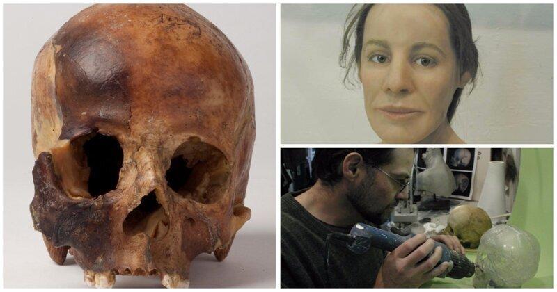 Ученые воссоздали внешность алтайской «амазонки», жившей 2500 лет назад