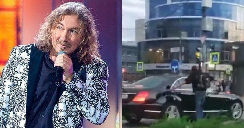 Саратовцы возмутились поведением Игоря Николаева, проехавшего на авто по тротуару
